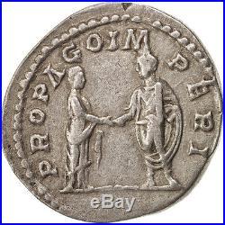 Monnaies antiques, Plautille, Denier, Rome, RIC IV 362 #45557