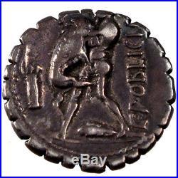 Monnaies antiques, Poblicia, Denier #64571