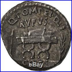Monnaies antiques, Pompeia, Denier #64607
