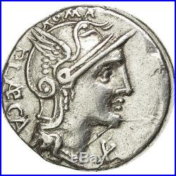 Monnaies antiques, Porcia, Denier, Rome, Crawford 301/1 #36867