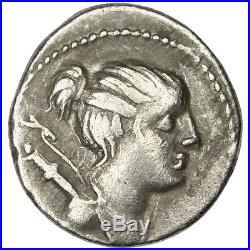 Monnaies antiques, Postumia, Denier #31090
