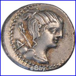 Monnaies antiques, Postumia, Denier #64555