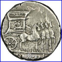 Monnaies antiques, Rubria, Denier #31061