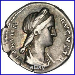 Monnaies antiques, Sabine, Denier #31616