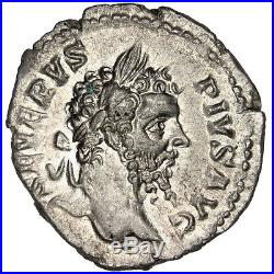 Monnaies antiques, Septime Sévère, Denier #31531