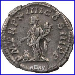 Monnaies antiques, Septime Sévère, Denier, Cohen 476 #60505