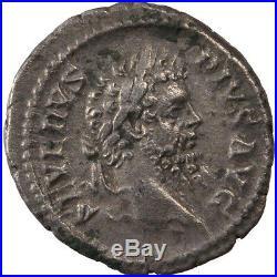 Monnaies antiques, Septime Sévère, Denier, Cohen 517 #60507