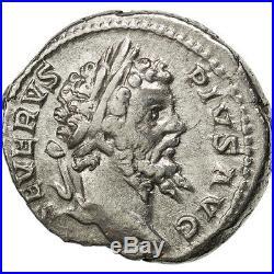 Monnaies antiques, Septime Sévère, Denier, Cohen 791 #64404