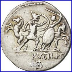 Monnaies antiques, Servilia, Denier #64597