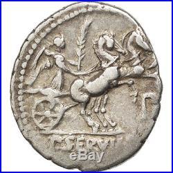 Monnaies antiques, Servilia, Denier #64626