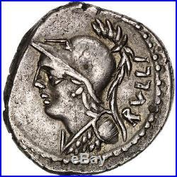 Monnaies antiques, Servilia, Denier, Rome, RBW 1185 #36870