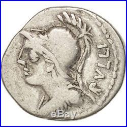 Monnaies antiques, Servilia, Denier, Rome, RBW 1185 #37381