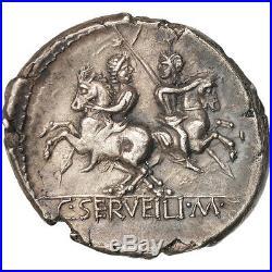 Monnaies antiques, Servilia, Denier, Rome, RBW 984 #37940