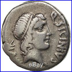 Monnaies antiques, Sicinia, Denier #64624