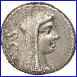 Monnaies antiques, Sulpicia, Denier, Rome, RCV 345 #45606
