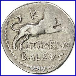 Monnaies antiques, Thoria, Denier #64628