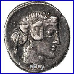 Monnaies antiques, Titia, Denier #62150