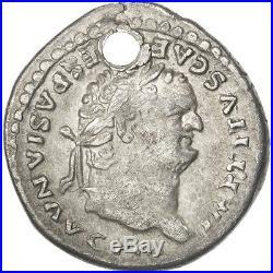 Monnaies antiques, Titus, Denier, Cohen 308 #64995