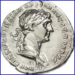 Monnaies antiques, Trajan, Denier, Cohen 154 #64348