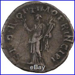 Monnaies antiques, Trajan, Denier, Cohen 404 #61507