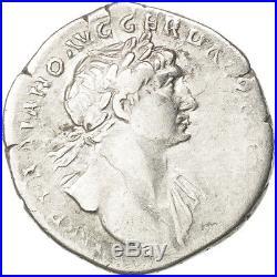 Monnaies antiques, Trajan, Denier, Cohen 644 #65010