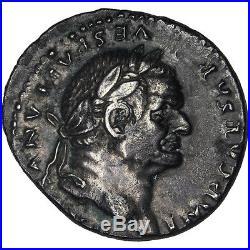Monnaies antiques, Vespasien, Denier #31754