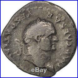Monnaies antiques, Vespasien, Denier, Cohen 122 #65236