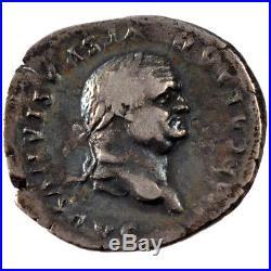 Monnaies antiques, Vespasien, Denier, Cohen 222 #61099