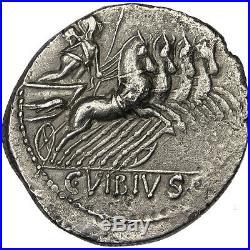 Monnaies antiques, Vibia, Denier #31074