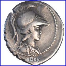 Monnaies antiques, Vibia, Denier #64560