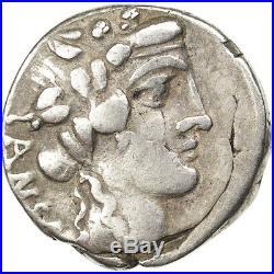 Monnaies antiques, Vibia, Denier #64645