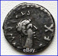 N°64 Ptolemee VI (35-36) Mauritanie Denier. (r3)