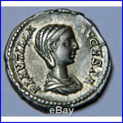 ROMAINE DENIER PLAUTILLE CONCORDIA Ric 363b (FR1) 15P5122