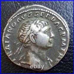 ROME. Denier de TRAJAN ric 29