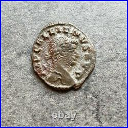 Rare! Gallien Denier Oriens Avg 1,85 gr #MXI42