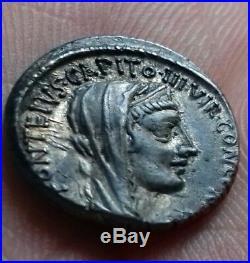 République Romaine Denier DIDIA RRC 429/2A