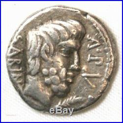 République Romaine Denier TITURIA 89 AC (FR1) 18p874-48