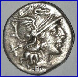 République Romaine P. CORNELIUS SULLA DENIER DENARIUS ROME 151AC