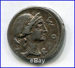 République romaine Denier de la gens Aemilia