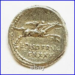 République romaine denier calpurina