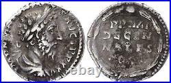 Rome Empire Denier, Marc Aurèle (161-180) PRIMI DECENNALES COS III