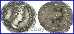 Rome Empire Denier, Sabine 131 Rome PVDICITIA PTTB