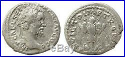 SEPTIMIUS SEVERUS Emesa SEPTIME SEVERE (193-211) denier 194-195, Émese. Rare