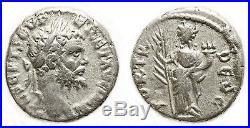 SEPTIMIUS SEVERUS Laodicea SEPTIME SEVERE (193-211) denier 194 Laodicée