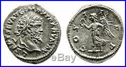 SEPTIMIUS SEVERUS Laodicea SEPTIME SEVERE (193-211) denier 198, Laodicée