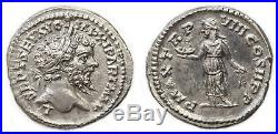 SEPTIMIUS SEVERUS, Laodicea SEPTIME SEVERE denier 198-202, Laodicée