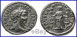 SEPTIMIUS SEVERUS Laodicea SEPTIME SEVERE denier, Laodicée 198-202