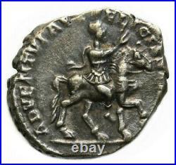 SEPTIMIUS SEVERUS SEPTIME SEVERE (193-211) denier 196 Rome