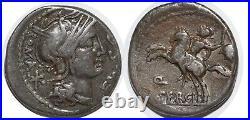 SERGIA Denier M. SERGI -116 ROME RCV. 163