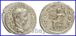 SEVERUS ALEXANDER ALEXANDRE SEVERE (222-235) denier, 225 Rome